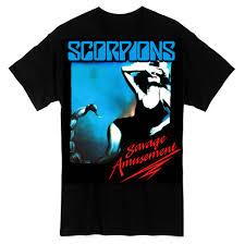 Savage Amusement | Scorpions | T-Shirt - The Scorpions