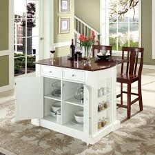kitchen island mobile: mobile kitchen island with seating kw home design