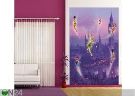 Флизелиновые <b>фотообои Disney fairies</b> in London 180x202 cm ...