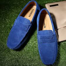 Light Solid Large size 5.5-15 genuine leather <b>shoes men</b> cow suede ...