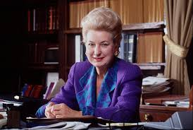 「husband and family of Maryanne Trump Barry」の画像検索結果