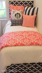 teens room d2d designs coral and navy dorm room teen apartment bedding for teens room boys room dorm room