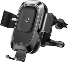 Купить автомобильный сенсорный <b>держатель Baseus Smart</b> ...