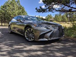 Review: The 2019 Lexus LS 500h is serious competition to ...