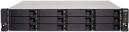 QNAP TS-1263XU-RP-4G-US 2U 12-Bay AMD 64bit ... - Amazon.com