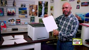 Conde's <b>Ricoh SP</b> C250DN Laser Printer for Transfer Paper ...
