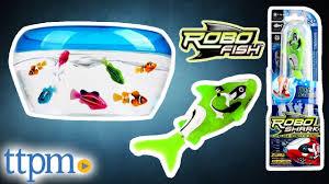 Robo Fish from Zuru - YouTube