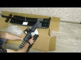 Видеобзор от покупателя на <b>Скамья для пресса DFC</b> D6610