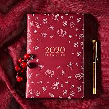 <b>Agendas 2020 Planner</b> Organizer <b>A5</b> Diary Notebook and Journal ...