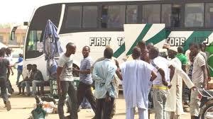 Image result for Hausa- fulani men running in northern nigeria