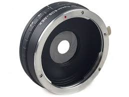 <b>Кольцо Fujimi EOS NEX FJAR EOSNEXAP</b> c диафрагмой для ...