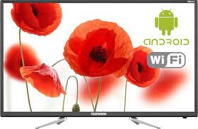 Купить LED <b>телевизор TELEFUNKEN TF-LED32S81T2S</b> HD ...