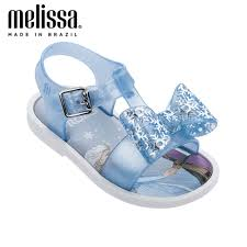 <b>Mini Melissa Ice</b> Cream Girl Sandals 2020 Summer Sandals Rain ...