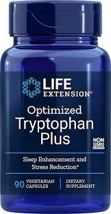 Life Extension Optimized Tryptophan Plus, 90 ... - Amazon.com