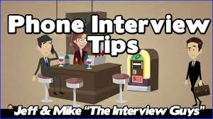 top 5 phone interview tips top 5 phone interview tips