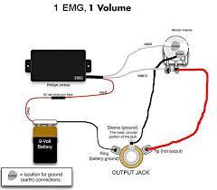 emg 81 wiring diagram emg wiring diagrams emg 1