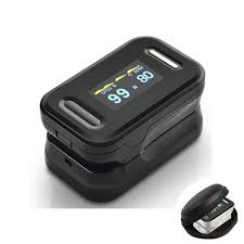 <b>Digital finger</b> oximeter OLED SPO2 PR pulse - <b>FREE SHIPPING</b>
