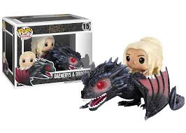 Amazon.com: <b>Funko POP Rides</b>: <b>Game</b> of Thrones - Dragon ...