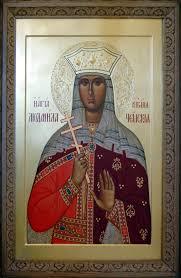 Ludmila of Bohemia