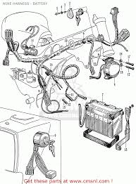 honda ca72 dream touring 250 usa wire harness battery_bigma000101f28_66f5 custom chopper wire diagram wiring diagram and fuse box diagram on 110cc dirt bike with headlight wiring