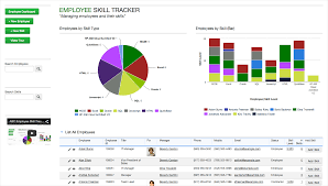 abc employee skill tracker quickbase this application tracks employees and their skills providing separate dashboards for administrators and employees to login and update their skills and