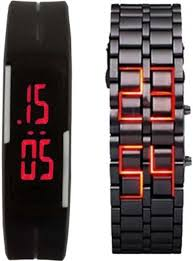 Uqbah <b>Led Bracelet Digital Watch</b> - For Men - Buy Uqbah Led ...