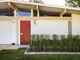 curb appeal tips for midcentury modern homes beautiful mid century modern exterior lighting