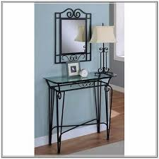 entryway table and mirror set cheap entryway furniture