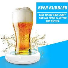 <b>Beer</b> Bubbler Household Supersonic <b>Foaming Machine Portable</b> ...