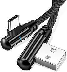 OLAF USB Type C Cable 90 Degree 3A Fast ... - Amazon.com