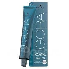Шварцкопф <b>Крем</b>-<b>краска для волос Igora</b> Highlifts - Косметика во ...