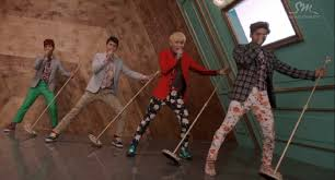 Image result for SHINee dance images