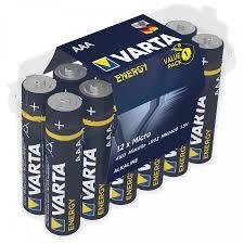 <b>Батарейка</b> алкалиновая <b>Varta</b> Energy CVP <b>AAA</b>, 12 шт. - купите по ...