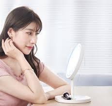 Купить <b>Зеркало для макияжа</b> Xiaomi <b>XY</b> Led Touch Makeup Mirrorс ...