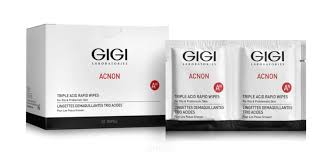 GiGi <b>Салфетки</b>-<b>пилинг</b> трехкислотные <b>Acnon</b> Triple Acid Rapid ...
