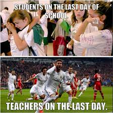 Last day of school - Memes Comix Funny Pix via Relatably.com