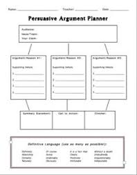 traditional essay writing and graphic organizers on pinterest this is a great graphic organizer and planner for students learning the structure and components of an argument five paragraph essay