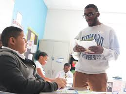 howard university business scholars inspire friendship pcs howard university business scholars inspire friendship pcs students during ja in a day