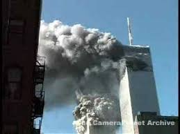 9/11 Archive Footage-South Tower collapsing - YouTube