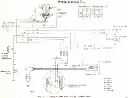 wiring schematic 4 stroke net all the data for your honda honda pf50 amigo wiring schematic