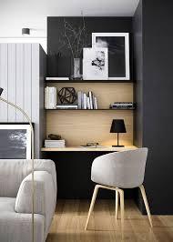 small home office desk ideas. inspirations coups de cur tendances dcoration architecture du0027intrieur lyon small home officesmodern officessmall apartmentsstudy office desk ideas