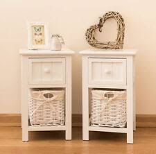 Shabby <b>Chic Bedside Tables</b> & Cabinets for sale | eBay