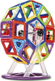 <b>Магнитный конструктор</b> купить в интернет-магазине OZON.ru