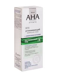 Успокаивающий <b>крем</b> для лица с <b>аминокислотами</b> ...