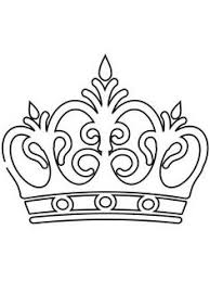 Small Picture Princess crown DIY Crown template Fancy and Princess