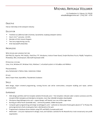 resume templates for openoffice resume examples  resume templates for openoffice