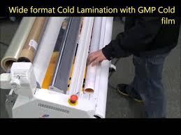 Laminateur à froid <b>Excelam Q 1400 Cold</b> RS - YouTube