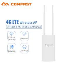 <b>Comfast CF</b> E5 High Speed Outdoor 4G LTE Wireless AP Wifi ...