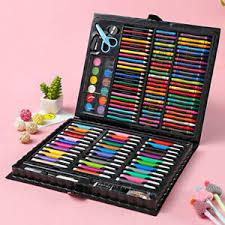HN- <b>150Pcs</b>/<b>Set Children</b> Water Color Pen Crayon Pencil <b>Painting</b> ...