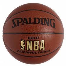 "<b>Мяч баскетбольный</b> 7"" Spalding NBA <b>Gold</b> Series Ind./Out.сер.74 ..."